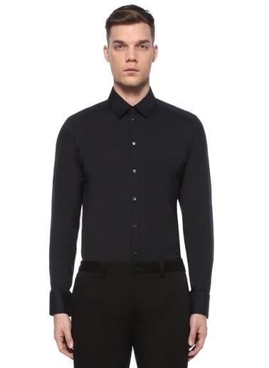 Dolce&Gabbana Dolce&Gabbana   Modern Yaka Gömlek 101478926 Siyah